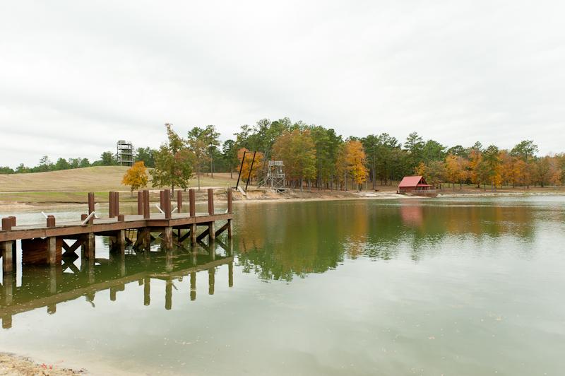 Moree's Sportsman's Preserve Hunters Cabin
