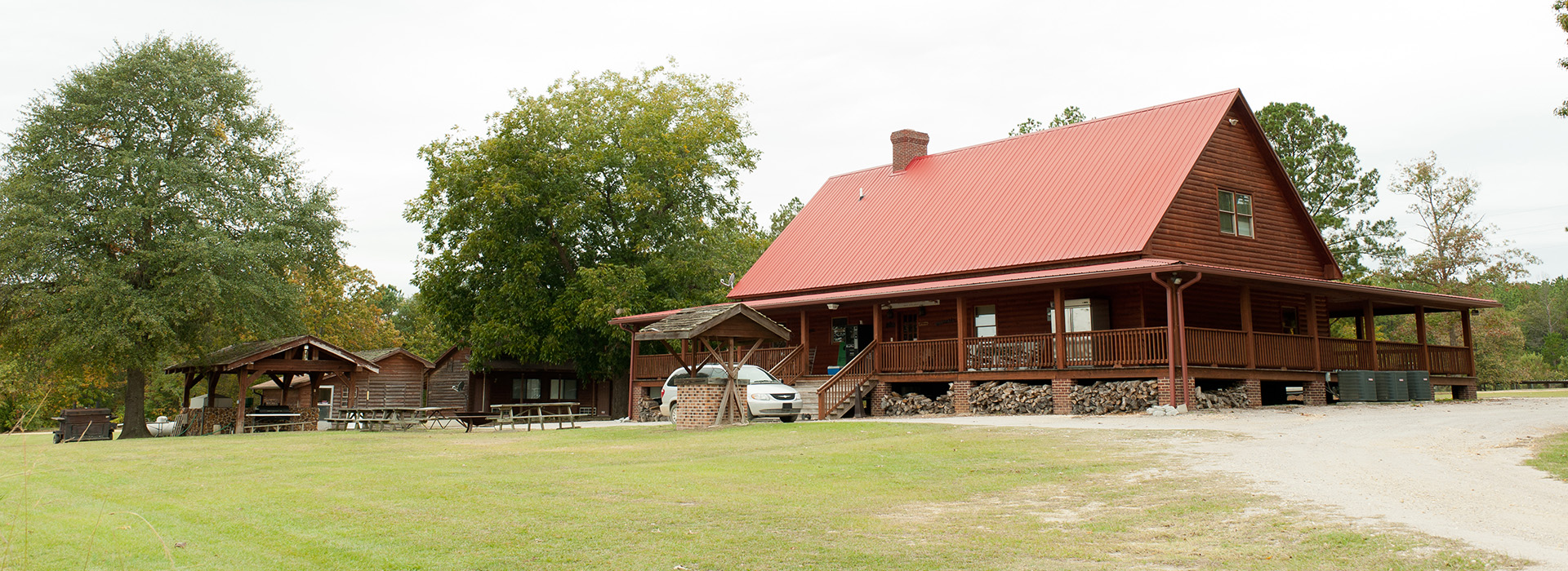 Moree's Sportsman's Preserve Clubhouse