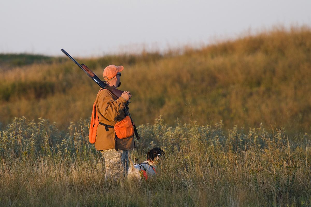 Moree's Preserve Chukar Hunting