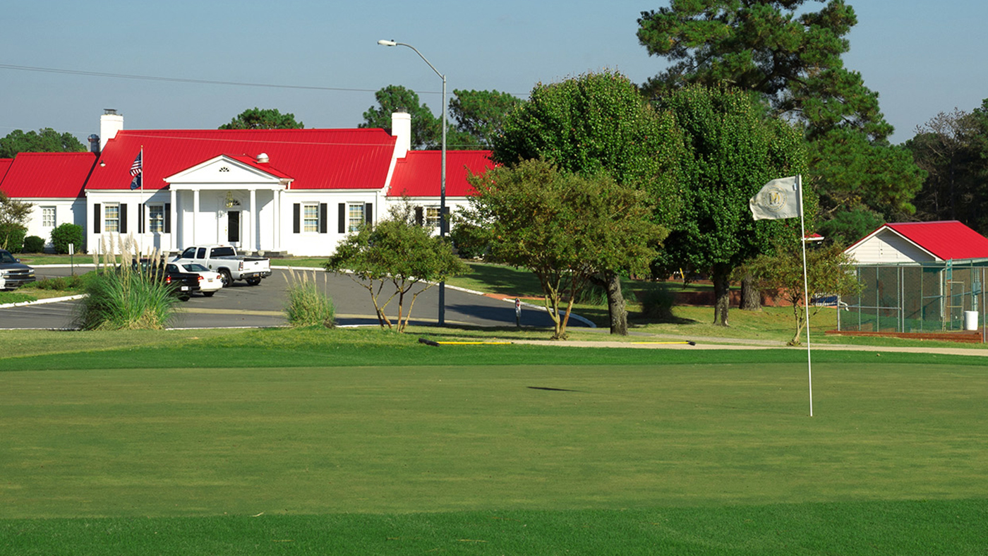 Cheraw Golf & Country Club at Morees Preserve